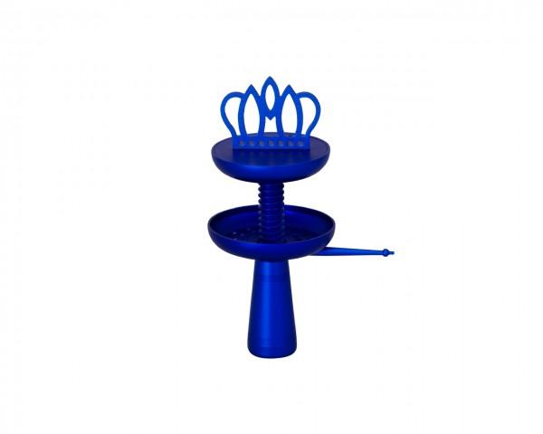 Al-Mani Kronen Kopf Modell 1