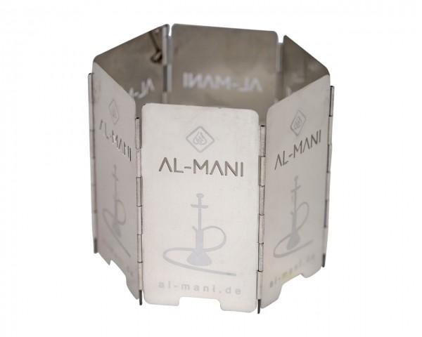 Al-Mani Faltbarer Windschutz