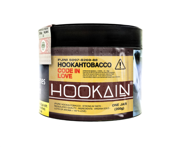 Hookain 200g - CODE IN LOVE