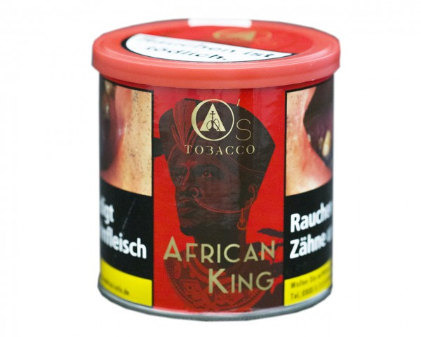 O's Tobacco 200g - African King