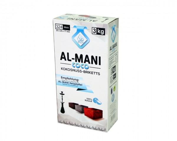 Al-Mani Coco Blau 3 Kg