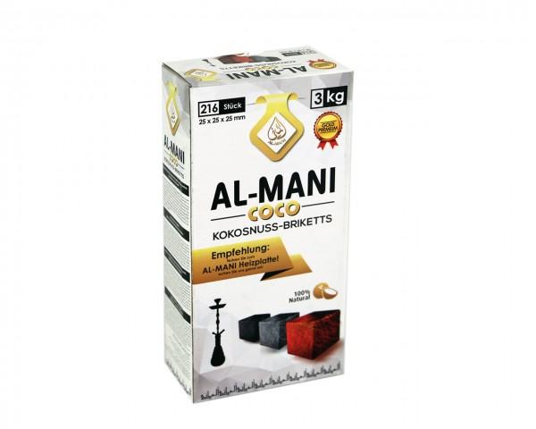Al-Mani Coco Gold Premium 3Kg