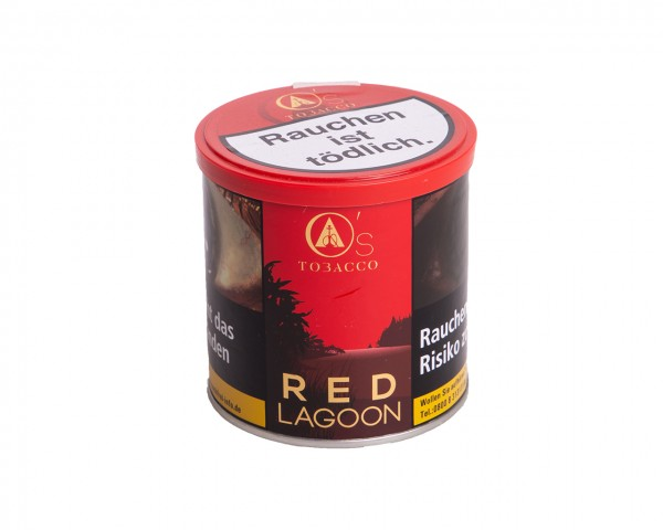 O's Tobacco 200g - Red Lagoon