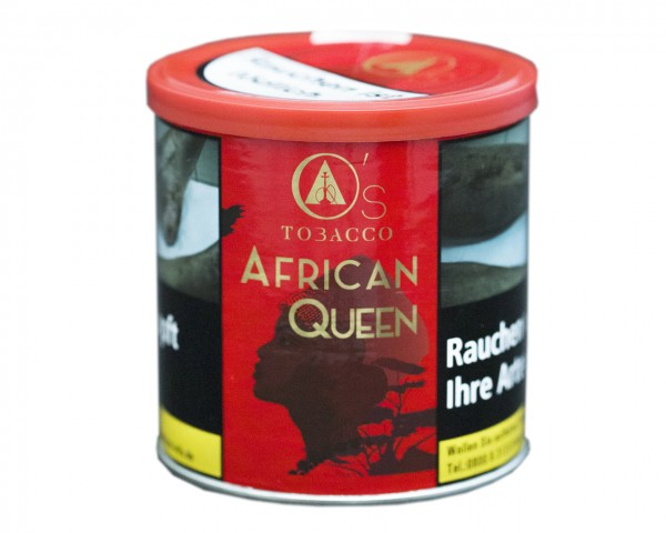 O's Tobacco 200g - African Queen